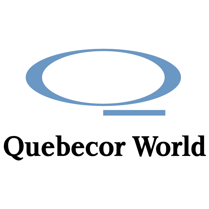 Quebecor World vector