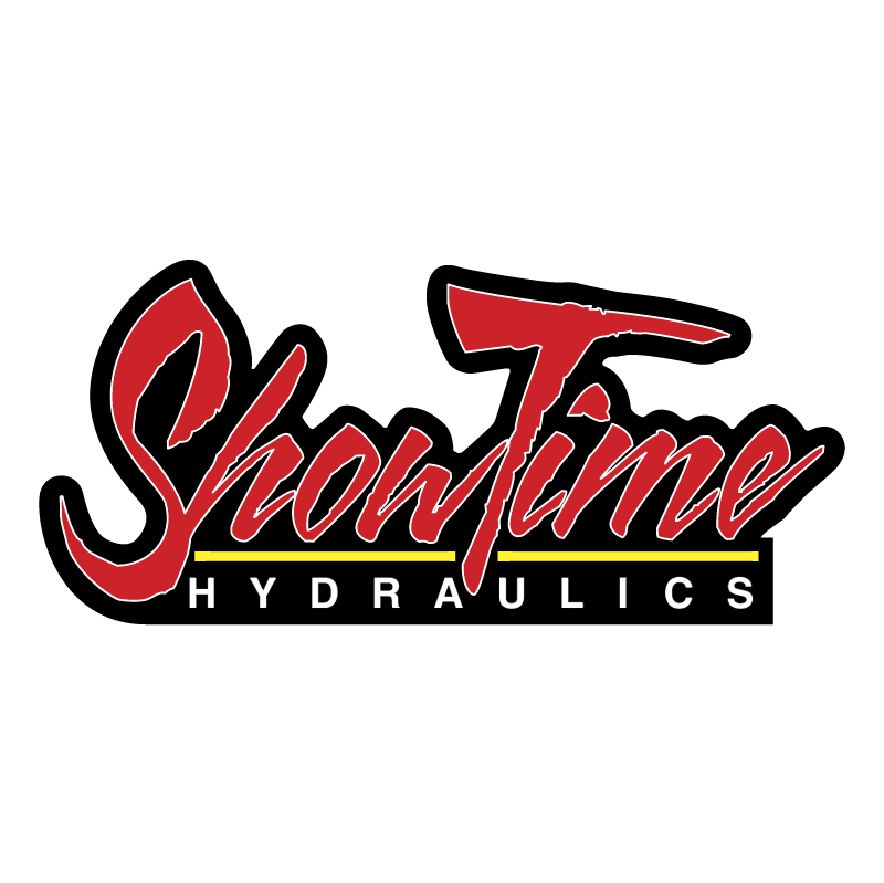 ShowTime Hydraulics vector