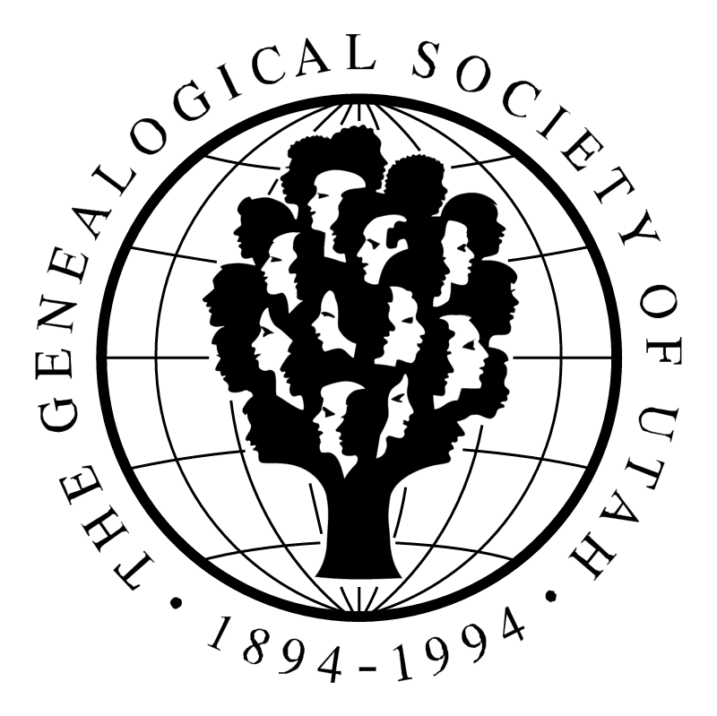 The Genealogical Society of Utah vector