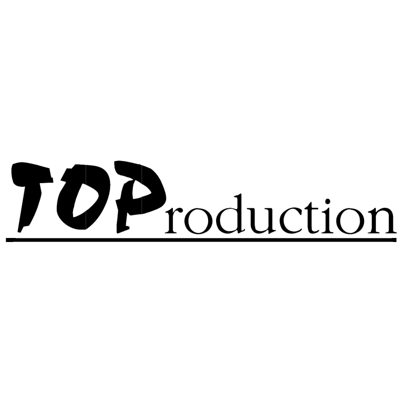 Toproduction vector logo