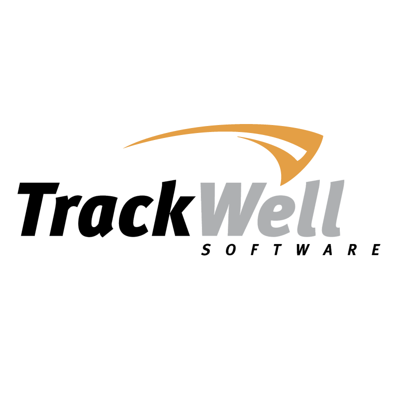 TrackWell Software vector
