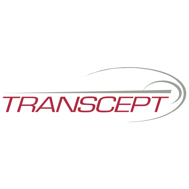 Transcept vector logo