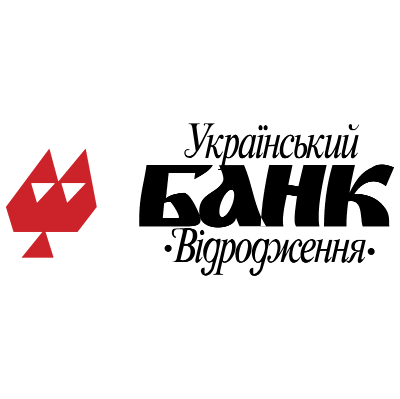 Ukrainskij Bank Vidrodgennya vector