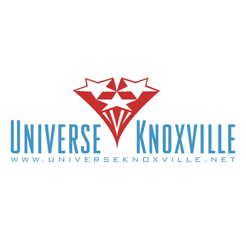 Universe Knoxville vector