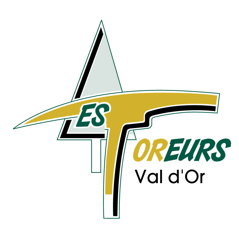 Val d'Or Foreurs vector