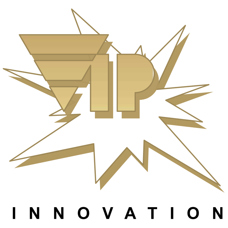 VIP Innovation vector logo