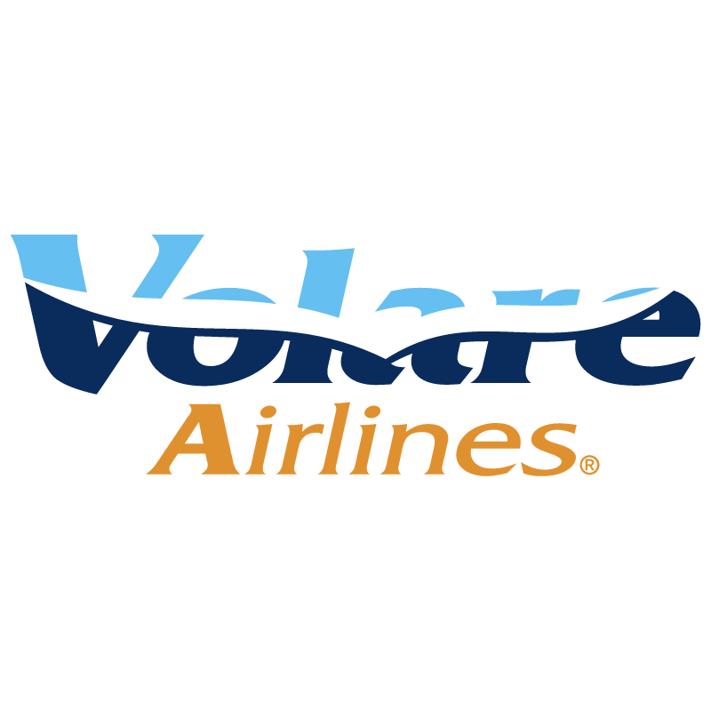 Volare Airlines vector