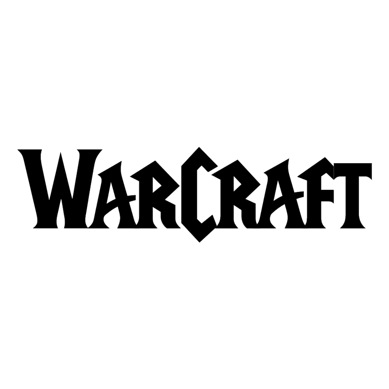 WarCraft vector logo