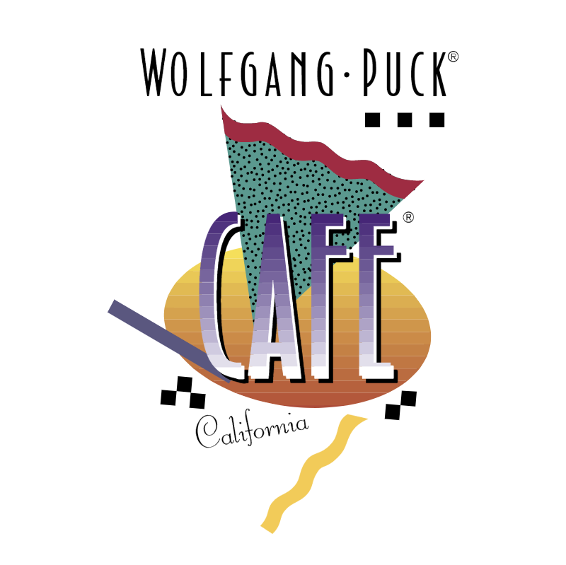 Wolfgang Puck Cafe vector logo
