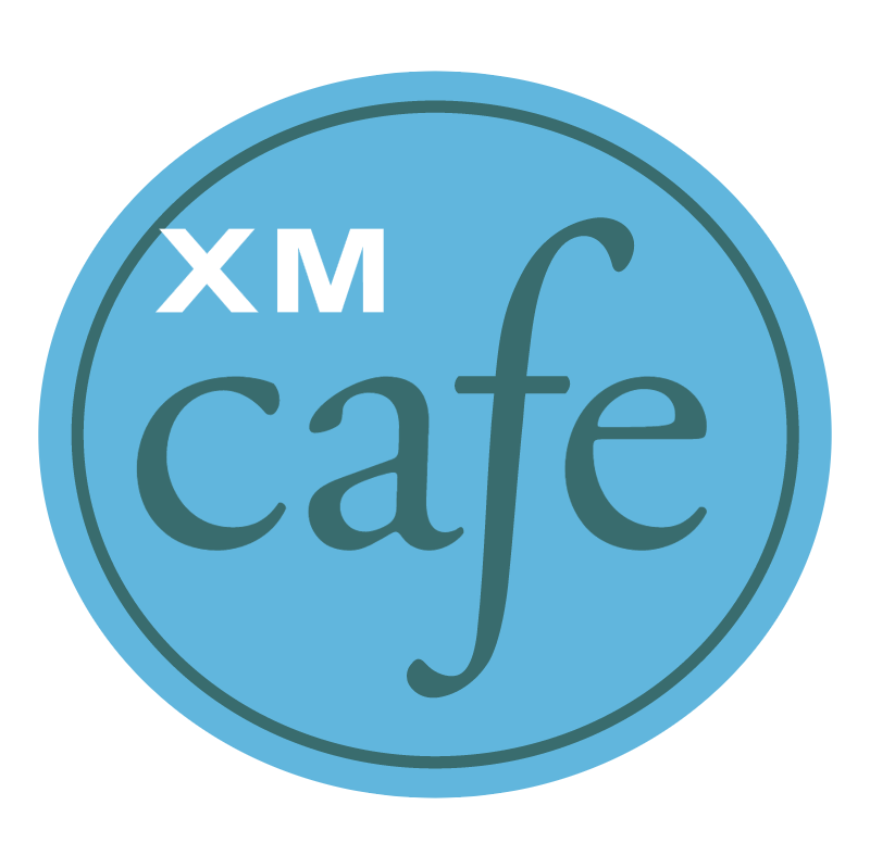 XM Cafe vector