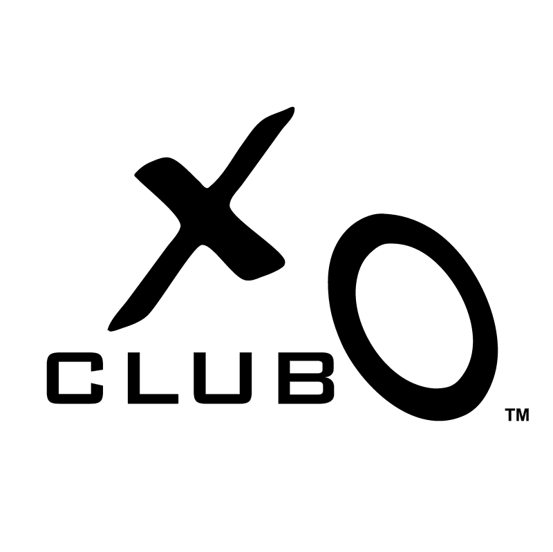 XO Club vector