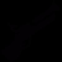 Blunderbuss gun vector