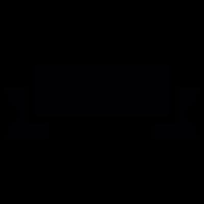 Prize Banner vector logo
