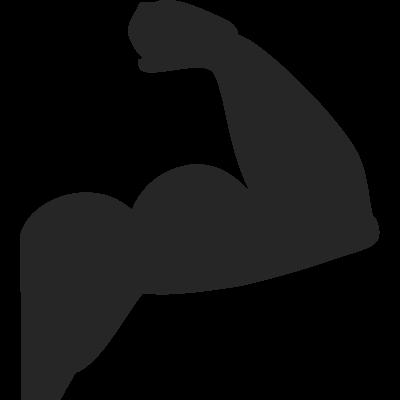 Strong Arm vector logo