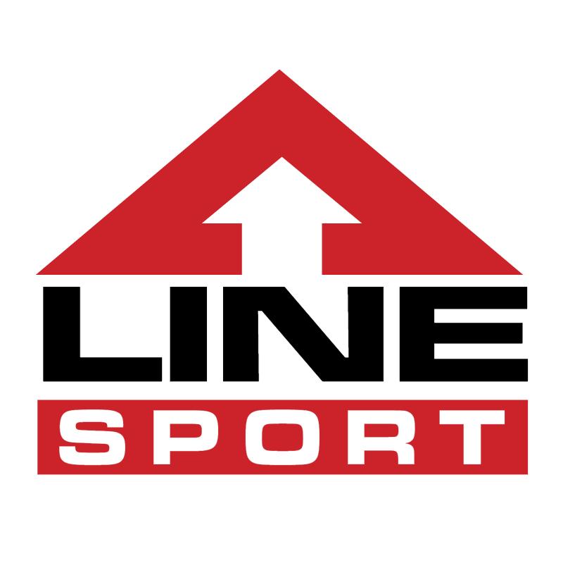 A Line Sport vector