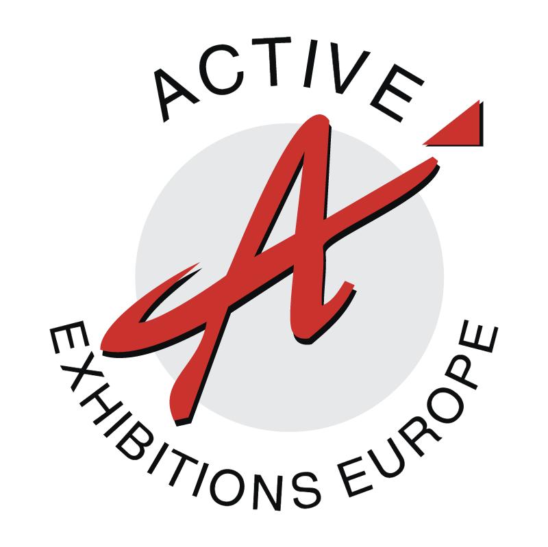 Active Exhibitions Europe vector