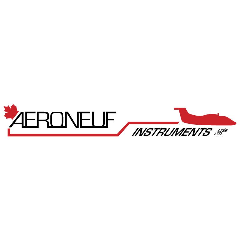 Aeroneuf Instruments 540 vector