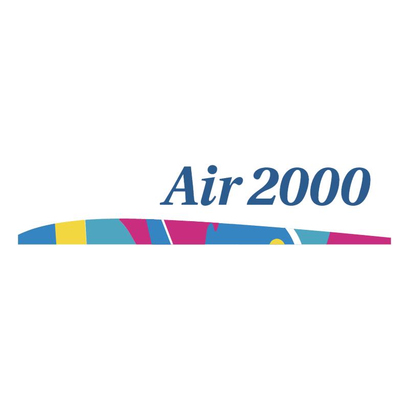 Air 2000 vector