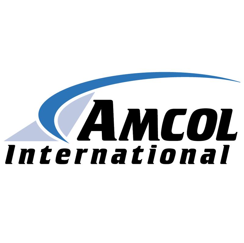 Amcol International vector