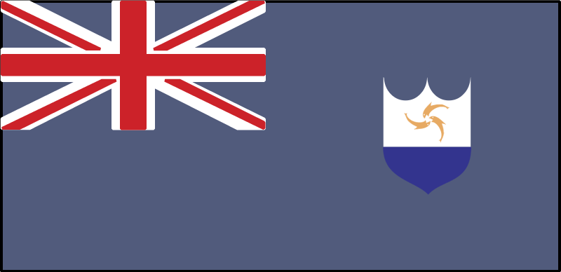 anguilla vector