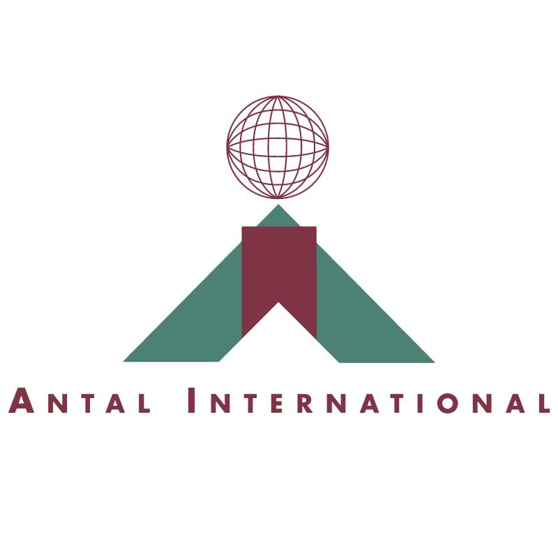 Antal International vector