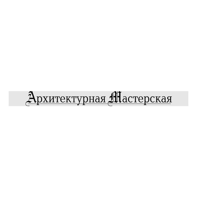 Arhitekturnaya Masterskaya 46852 vector