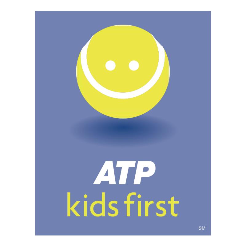 ATP kids first 63736 vector