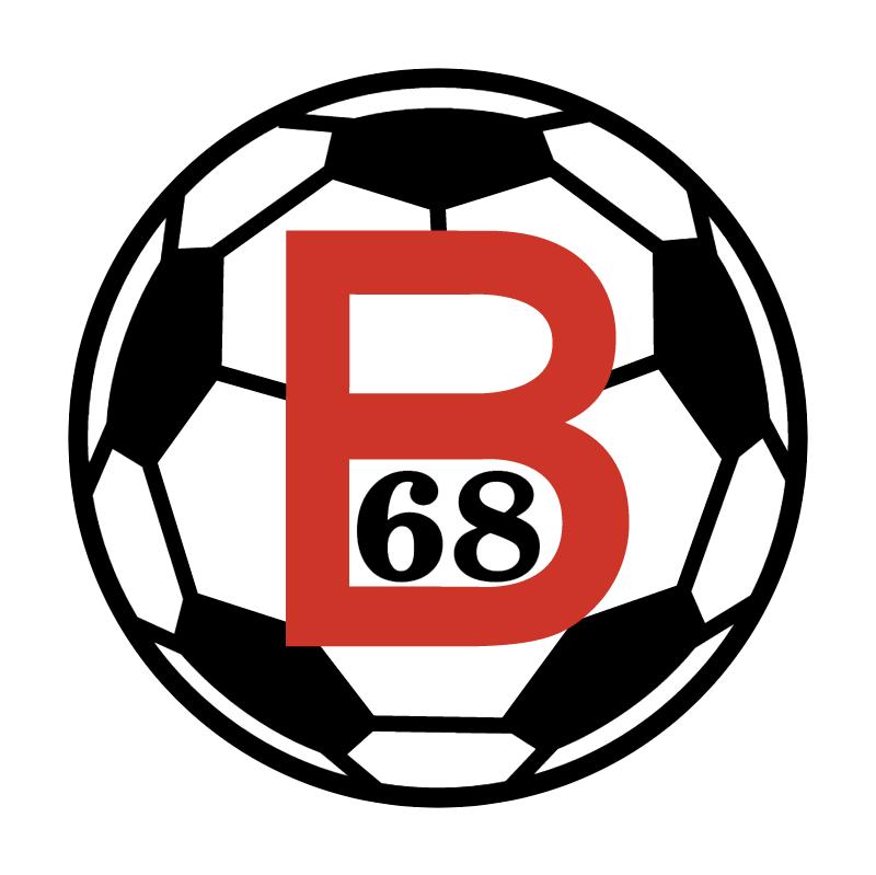 B68 Toftir 7786 vector