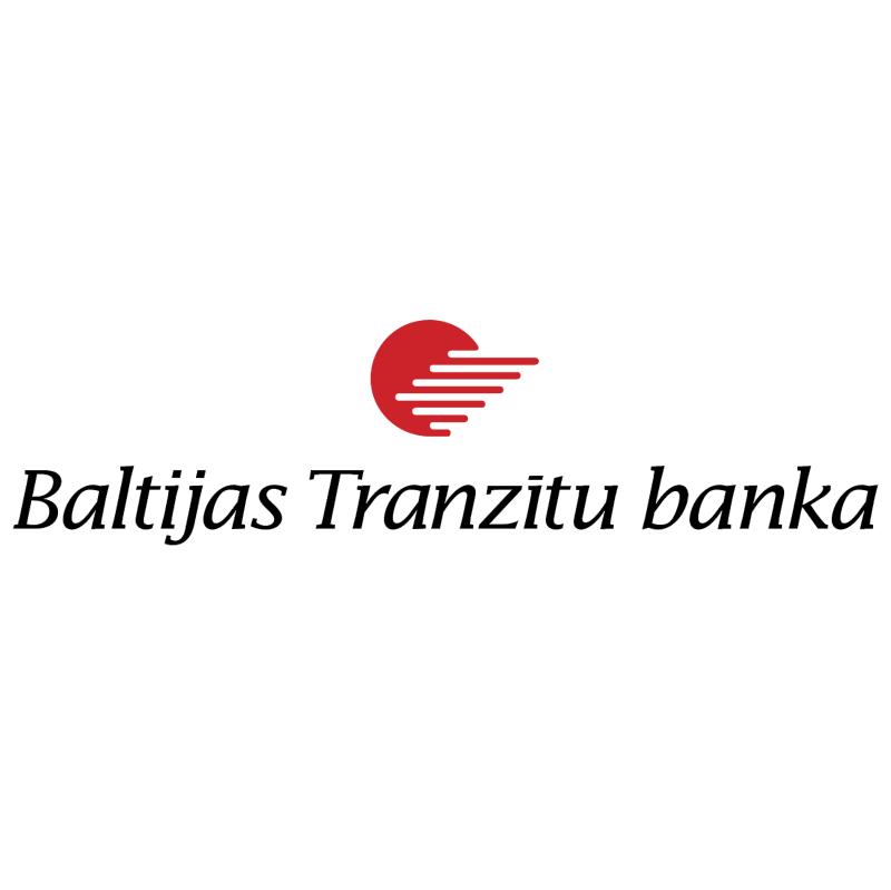 Baltijas Tranzitu Banka vector