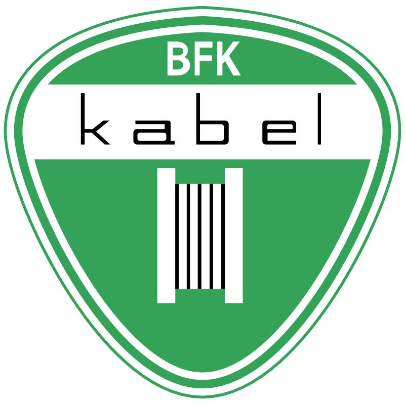 BFK Kabel vector