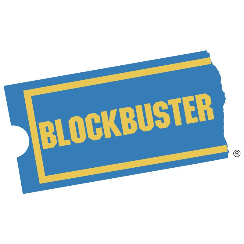 Blockbuster 30339 vector