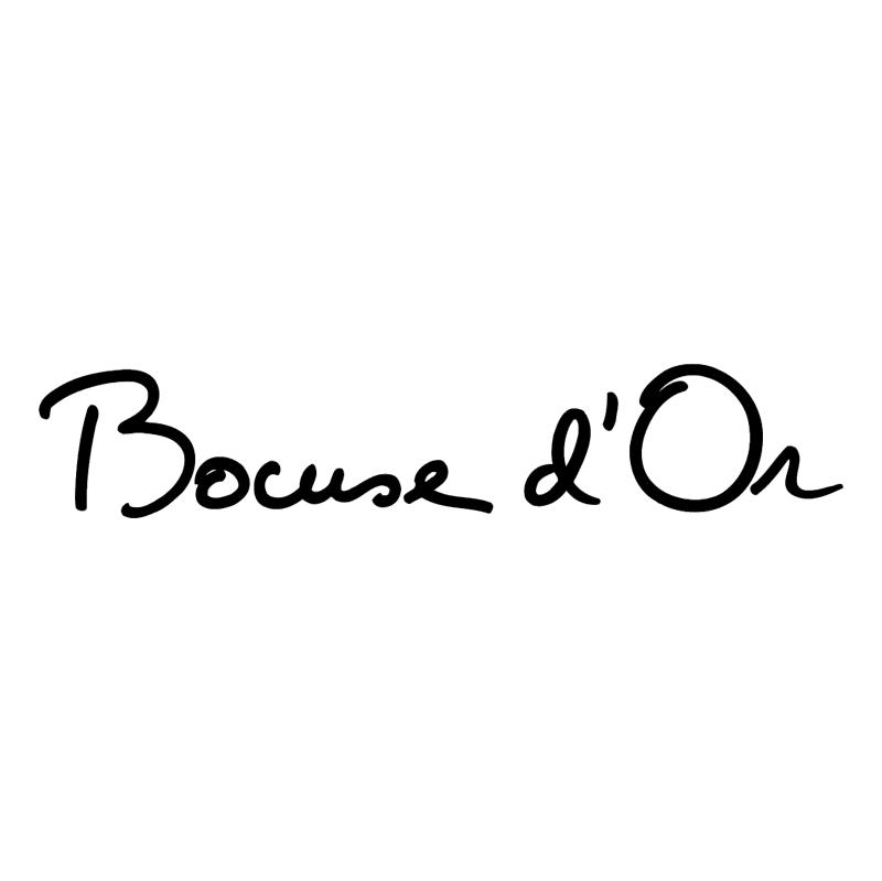 Bocuse d'Or vector