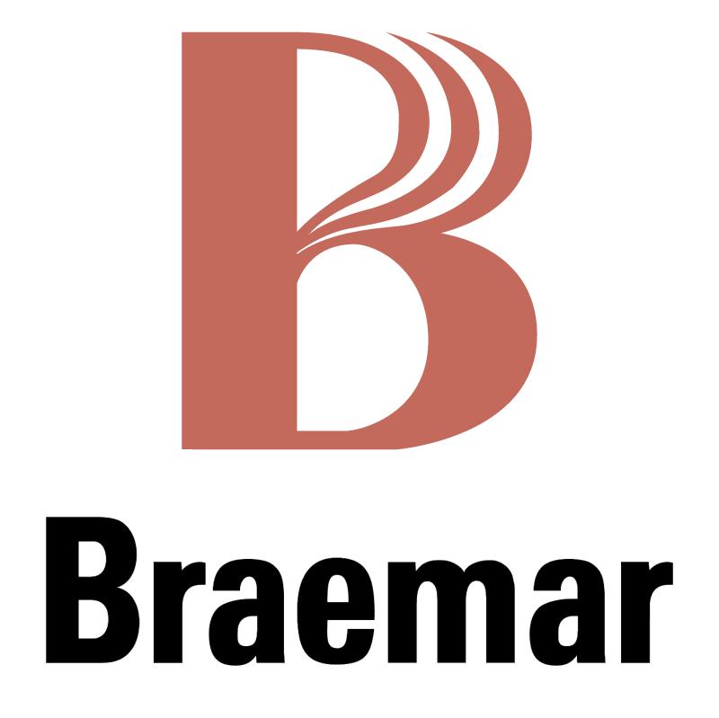 Braemar 32980 vector logo