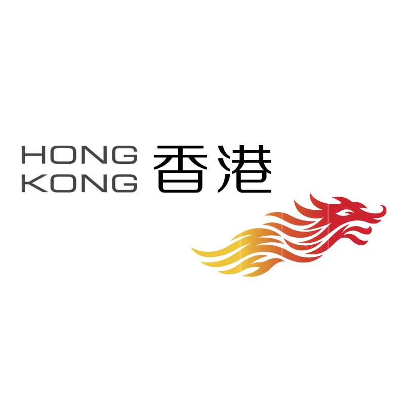 Brand Hong Kong vector