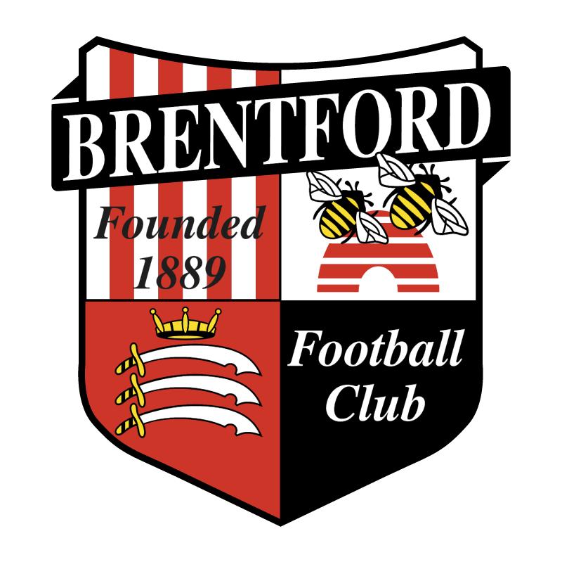 Brentford FC vector