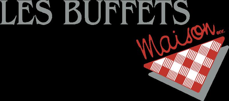 Buffets Maison logo vector