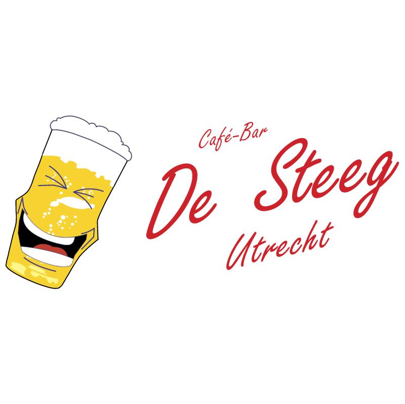 Cafe Bar De Steeg vector logo