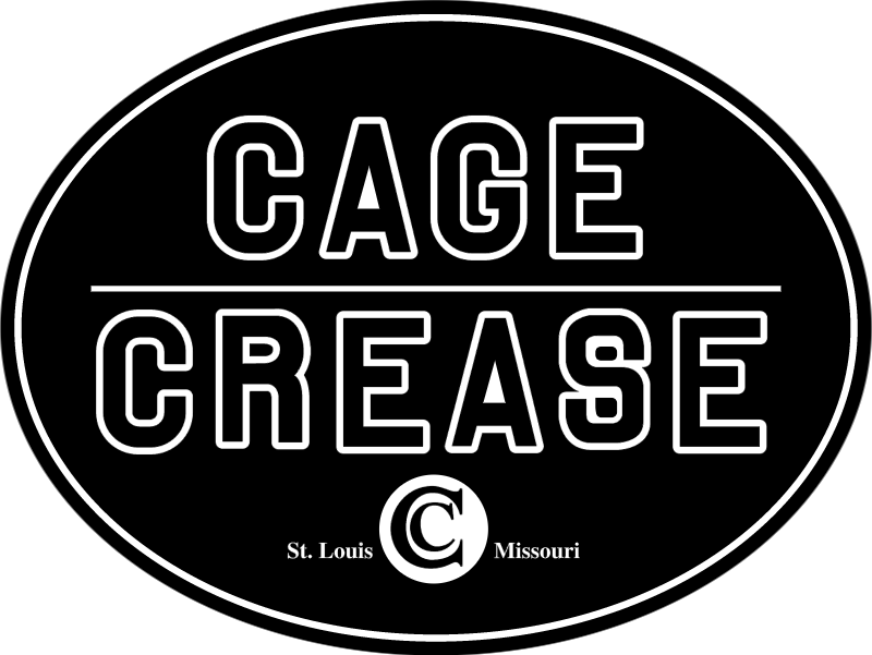 cage grease vector