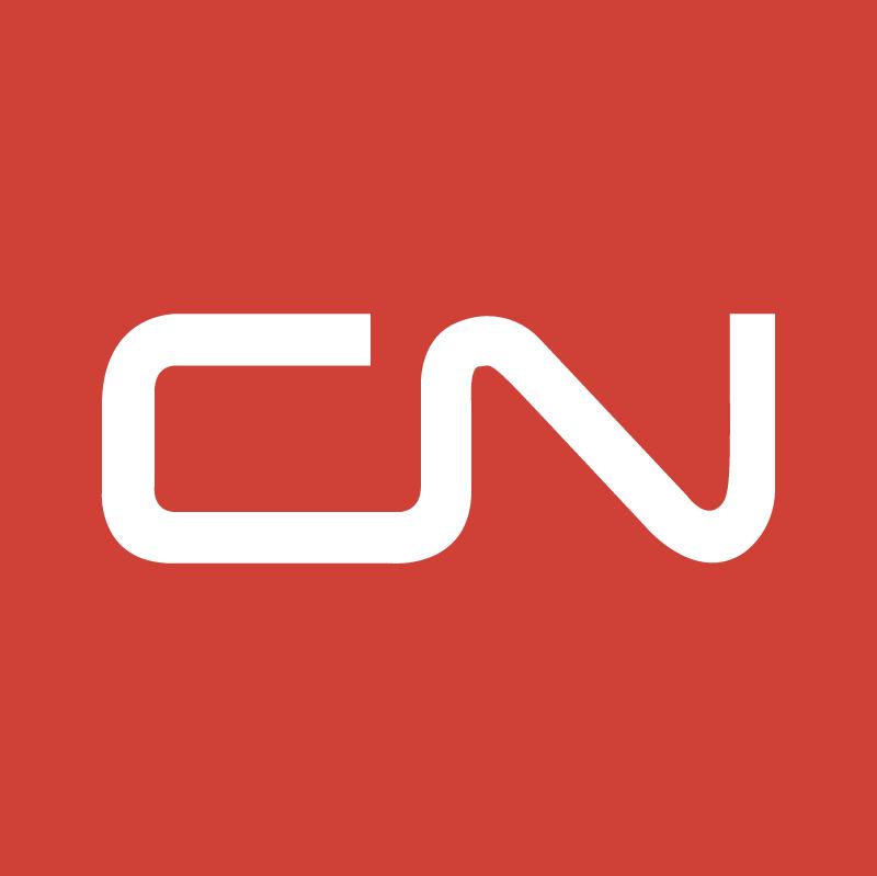 Canadian National Railway vector