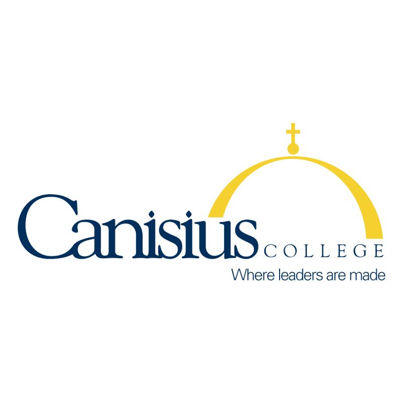 Canisius College vector