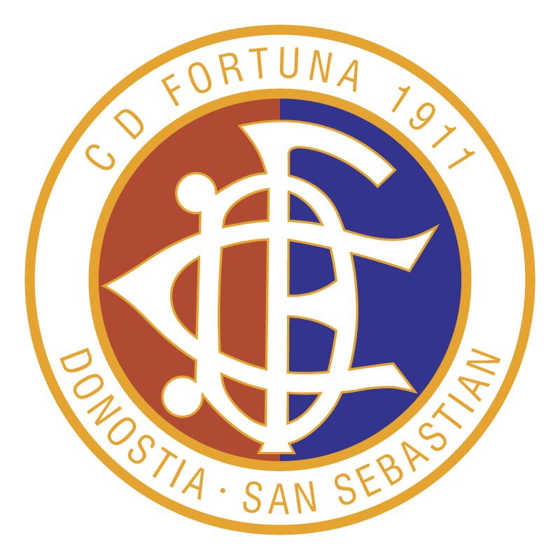 CD Fortuna San Sebastian vector