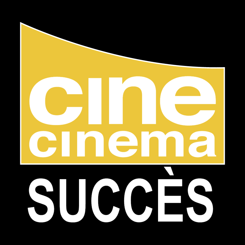 Cine Cinema Succes vector