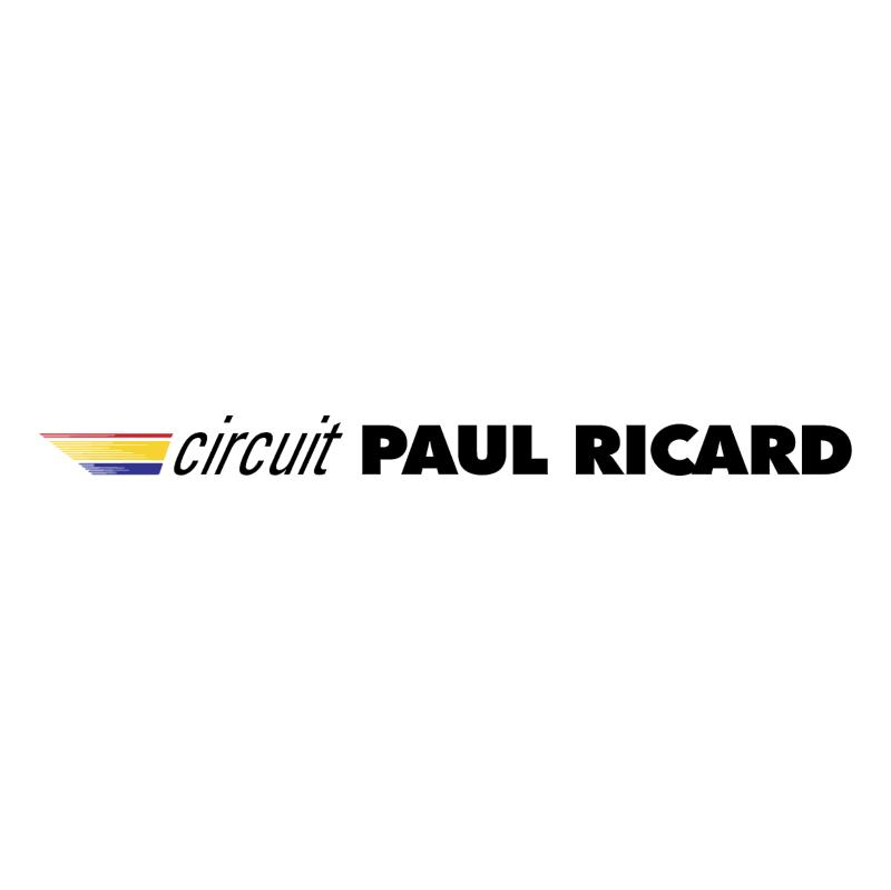 Circuit Paul Ricard vector