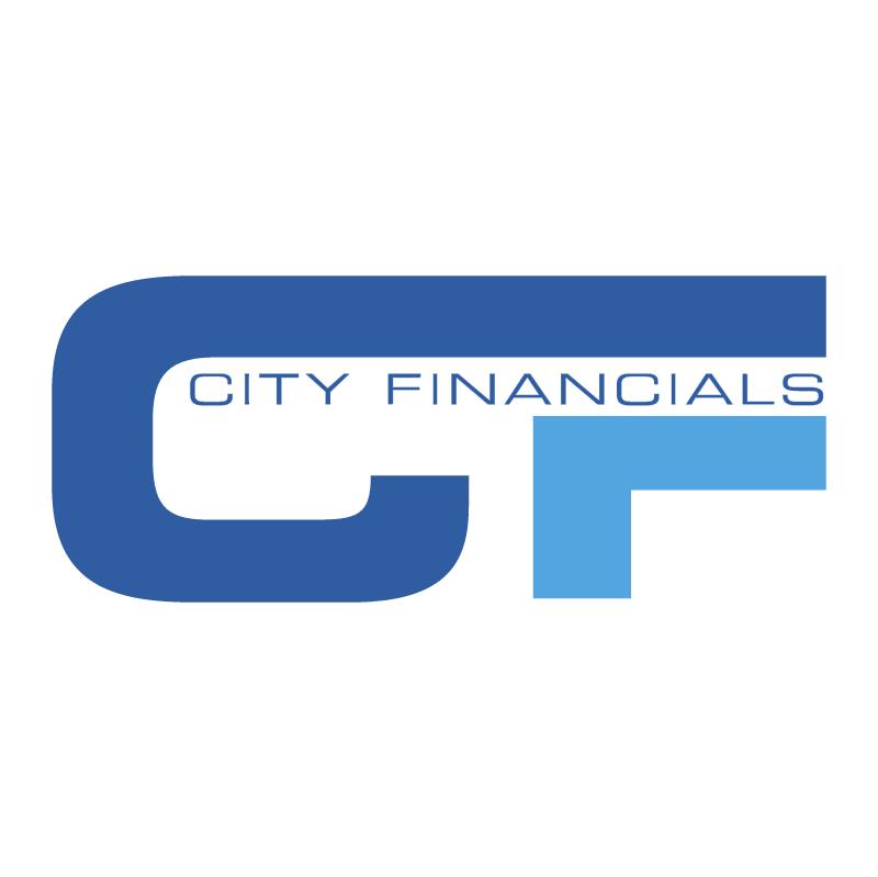 City Financials vector