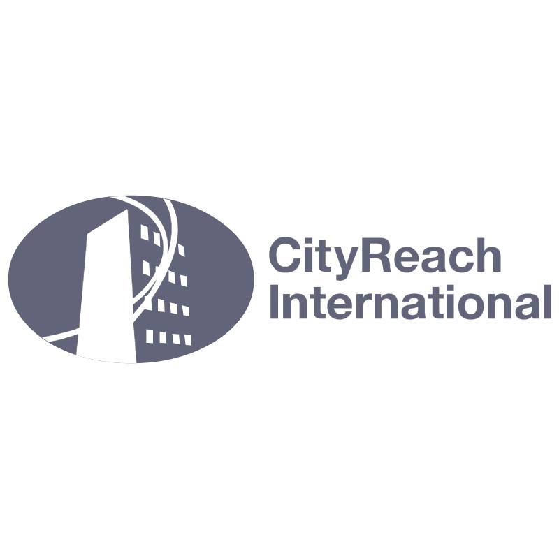 City Reach International vector
