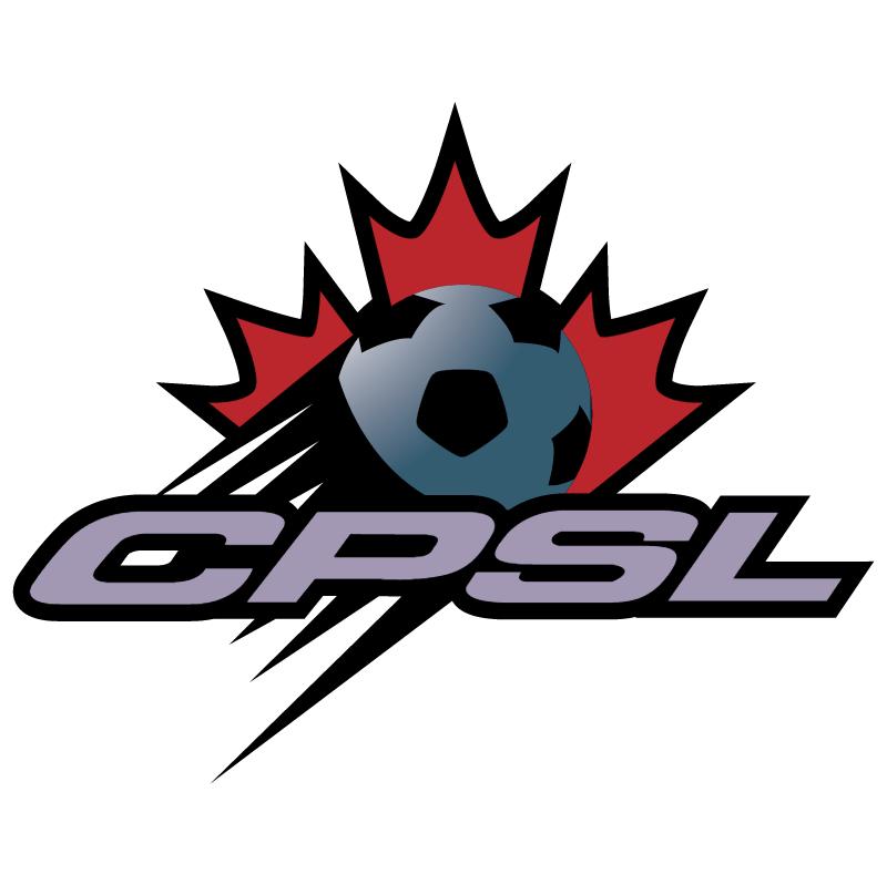 CPSL Canadian Pro Soccer League vector