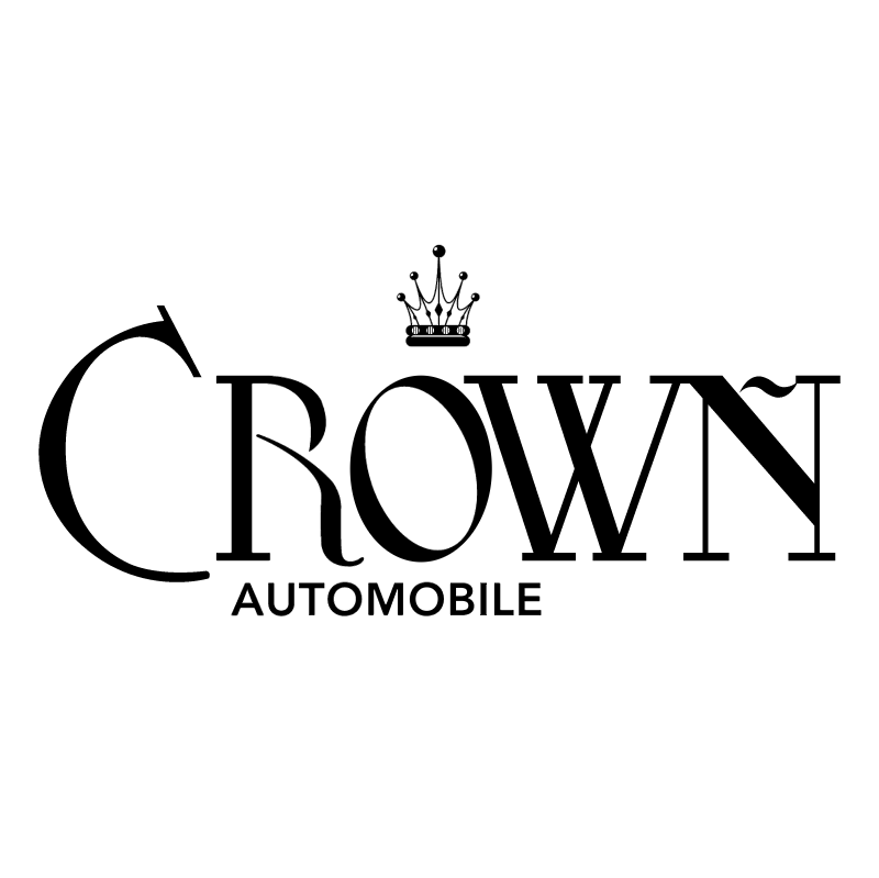 Crown Automobile vector