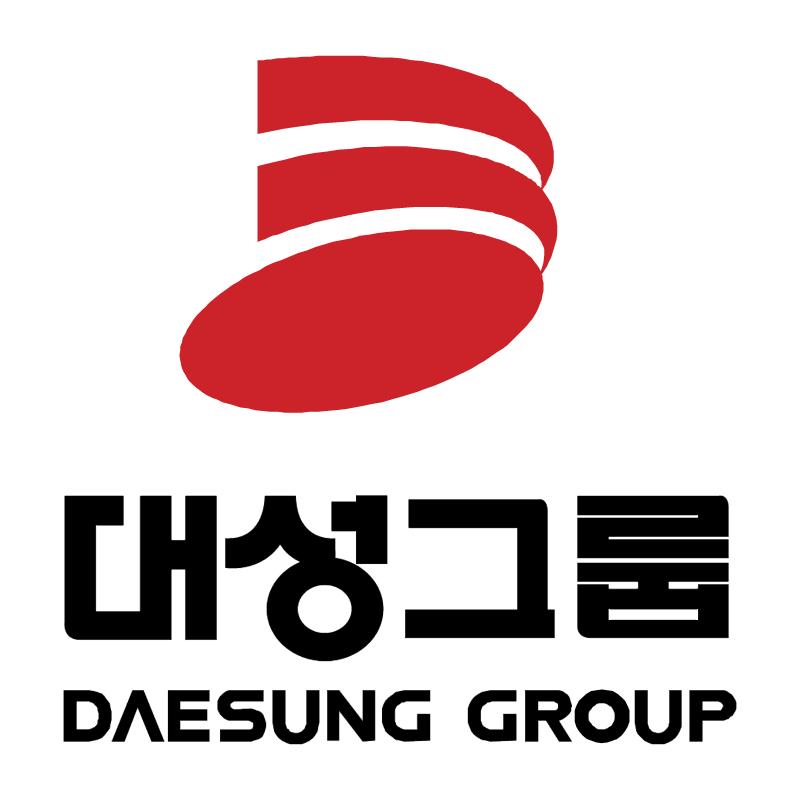 Daesung Group vector logo