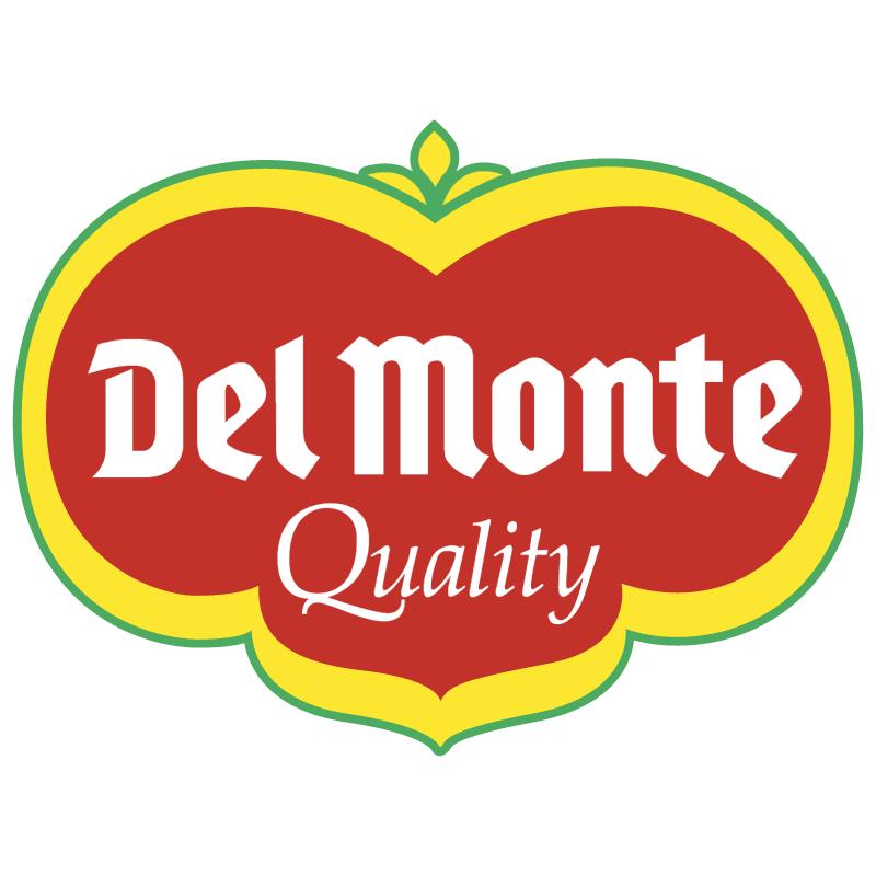 Del Monte vector
