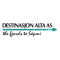 Destinasjon Alta vector